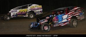 Matt Rich The Only Winner Friday Night At Albany-Saratoga; Double Mod Features This Week