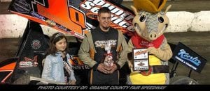 Radivoy Dominates CRSA Opener In Middletown
