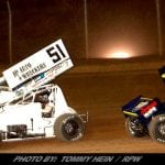 Abreu Earns Top-Ten With All Stars During Sharon Speedway Visit