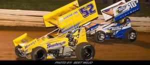 Blake Hahn Finishes ASCS PA Swing With Top-10 At Selinsgrove Speedway