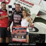 Seth Bergman Excels At Lakeside Speedway With The ASCS Sprints