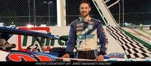 Mike Mahaney Takes Season Opener Friday At Afton Motorsports Park