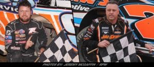 Double The Modified Fun Friday At Albany-Saratoga; RJ & Batman Take Checkers