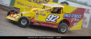 Sheppard & Fish Start Mother's Day Weekend With Wins At Outlaw Speedway