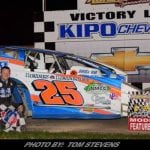 Rudolph, Leslie, Dziomba, & Wolfe Score Opening Night Wins At Ransomville