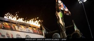 Schatz Scores Third Win In Last Four Starts On Night One Of Let's Race Two At Eldora