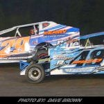 Heywood Aces Late Restart For Sportsman Win At Airborne; Bernier Takes 358-Modifieds