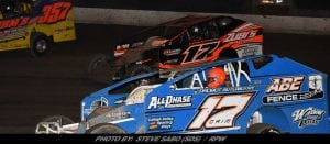 Modified Traffic Jam Triple Thunder Thriller May 27th At Grandview Speedway