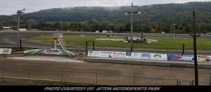 New Racing Surface Removed At Afton Motorsports Park