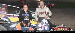 Dave Constantino Takes Sunday Night Win At Glen Ridge