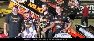 David Gravel Wins Wild World Of Outlaws Sprint Event At Tri-State Speedway