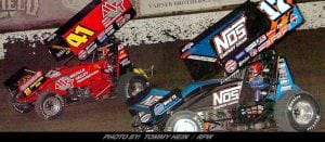 The Outlaws Are Coming To Race Bridgeport's 3/8's Mile Track