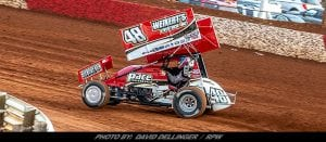 Dietrich Can't Wait To Join PA Posse Vs. WoO Regulars At Lincoln & Williams Grove