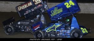 Abreu Ends Three-Race Weekend With Top-Ten At Tri-State