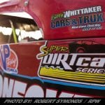 Battle At The Bridge Washed Out; Super DIRTcar Series Stop At Bridgeport Cancelled By Rain
