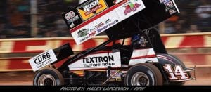 Tony Stewart Earns Trio Of Top-Ten's During ASCS, Knoxville Starts