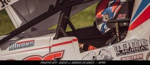 Brent Marks Anxious To Race In Front Of Home Fans At Lincoln & Williams Grove