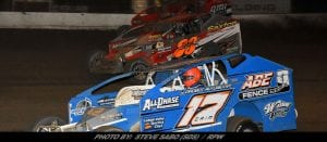 Four Divisions Of Racing Set For Saturday At Grandview Speedway