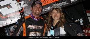 Zearfoss To Join World of Outlaws Tour This Weekend On Home Turf