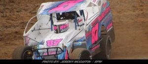 Neil Stratton Earns First Top-10 Of Season At Albany-Saratoga