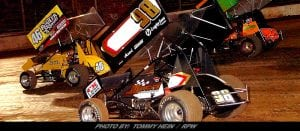 Trenca Overcomes Tough Pill Draw During Debut At Lernerville Speedway