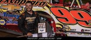 Larry Wight Takes Season Opener At Brewerton Speedway Friday Night