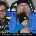 """The """"Ravena Rocket"""" Proves He's The Sherriff On Law Enforcement Night At Albany-Saratoga"""