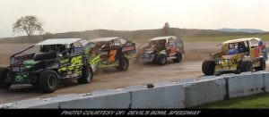 Sunday's Devil's Bowl Practice & Inspection Cancelled; Sportsman Get New Series