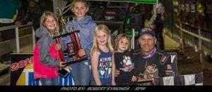 Mark Smith Beats Davie Franek For Outlaw Speedway ESS Triumph