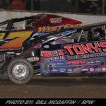 'Lil Bear' Constantino Finds His Jar Of Honey In Victory Lane At Glen Ridge