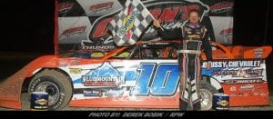 Jared Miley Earns ULMS Win At Thunder Mountain