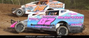 Neil Stratton Making Strides At Albany-Saratoga Speedway