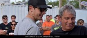 NASCAR Star Stewart Friesen Returns To Weedsport For Heroes Remembered 100 Monday