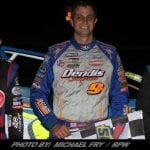 Matt Sheppard Takes Short Track Super Series Diamond State 50 At Delaware
