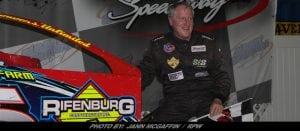 Kenny Tremont Win Pleases Albany-Saratoga Speedway Crowd