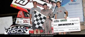 Hafertepe Revs Things Up With ASCS Gulf South At RPM Speedway