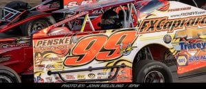 Larry Wight Goes Two-For-Two To Start 2018 At The Brewerton Speedway