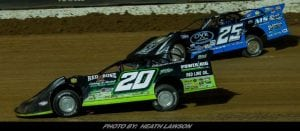 Jimmy Owens Wins First Lucas Oil LM Dirt Series Event Of '18