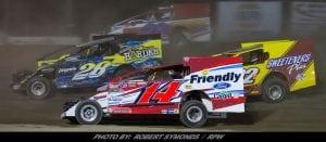Alan Johnson Snaps Matt Sheppard's Win Streak At Outlaw Speedway