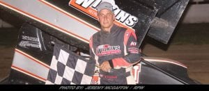 Chuck Hebing Wins Patriot Sprints Thriller At Albany-Saratoga