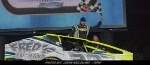 Ridley, Marcuccilli Lead Sportsman Racers Into Weedsport's Memorial Day Showdown