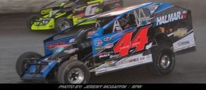 Stewart Friesen Knocks Out Another One At Fonda Speedway