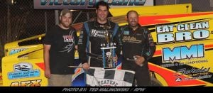 Dom Buffalino Takes Modified Feature At New Egypt Saturday