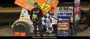 Westbrook, Martin, Bailey and Hils Win Friday Night At Ohsweken