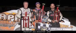 Sunn Shocks Tremont With King Of Dirt Win At Devil's Bowl Speedway