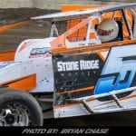 Joey Grammes Holds On For First Win Of Season At Penn Can