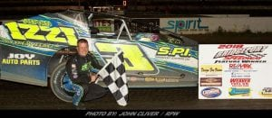 Sam Martz, Five Other Drivers Record First Wins Of 2018 At Bridgeport