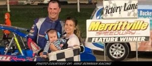 Mike Bowman Among First Time Winners At Merrittville Speedway Saturday