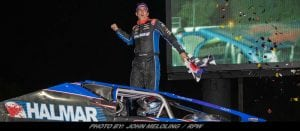 Friesen Goes Flag-To-Flag For Weedsport Heroes Remembered 100 Victory