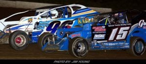Short Track Super Series 'Mining Modified Excitement' June 5th At Big Diamond